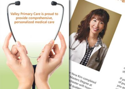Valley Primary Care Brochure