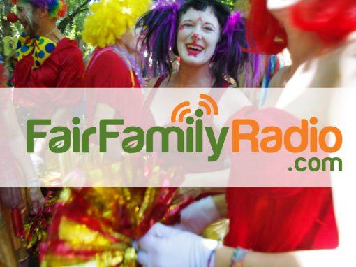 Fair Family Radio Website