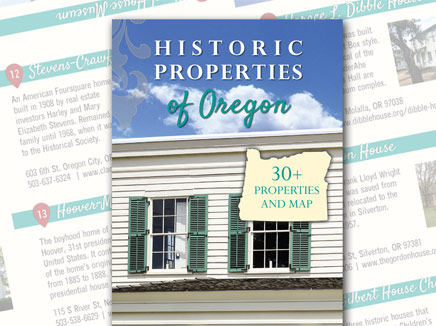 SMJ House Brochure- Historic Properties of Oregon