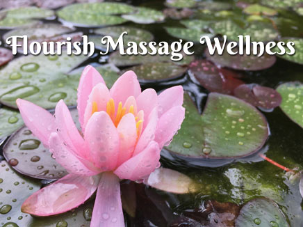Flourish Massage Website