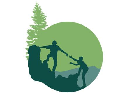 NW Emerging Men Logo